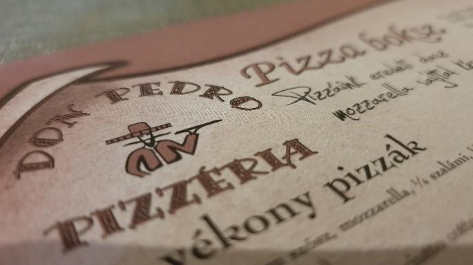 Pizza Debrecen - Don Pedro