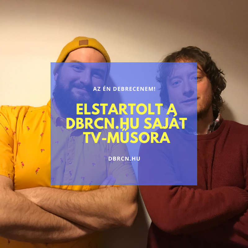DBRCN a debreceni tv-műsor