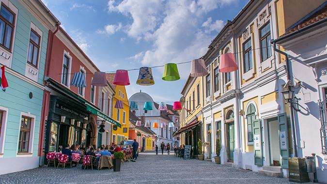 Szentendre nem Debrecen