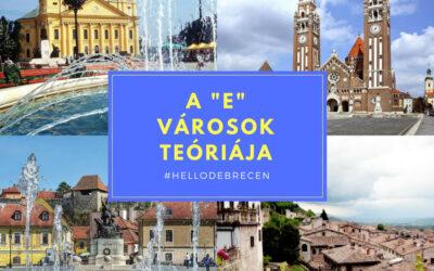 Debrecen,Szeged,Eger – Vajon mi köti össze őket?