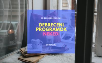 Star Wars élményfestés és Isten pszichológusa – Debreceni programok az elkövetkezendő egy hétre