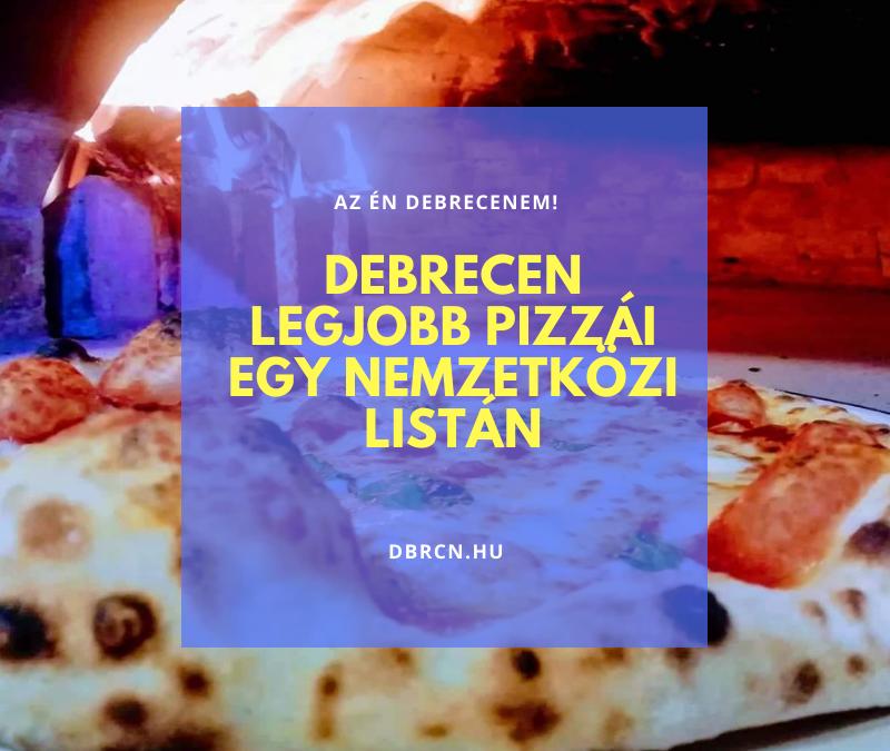 Nincs megállás: Három debreceni pizzéria a nemzetközi listán