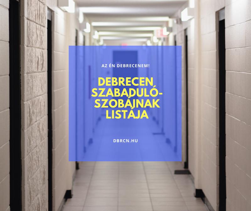 Szökőnap speciál: Debrecen szabadulószobáinak listája