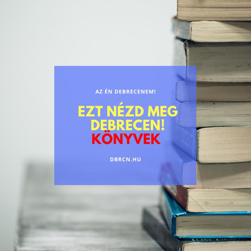 könyvek Debrecen ajánlat