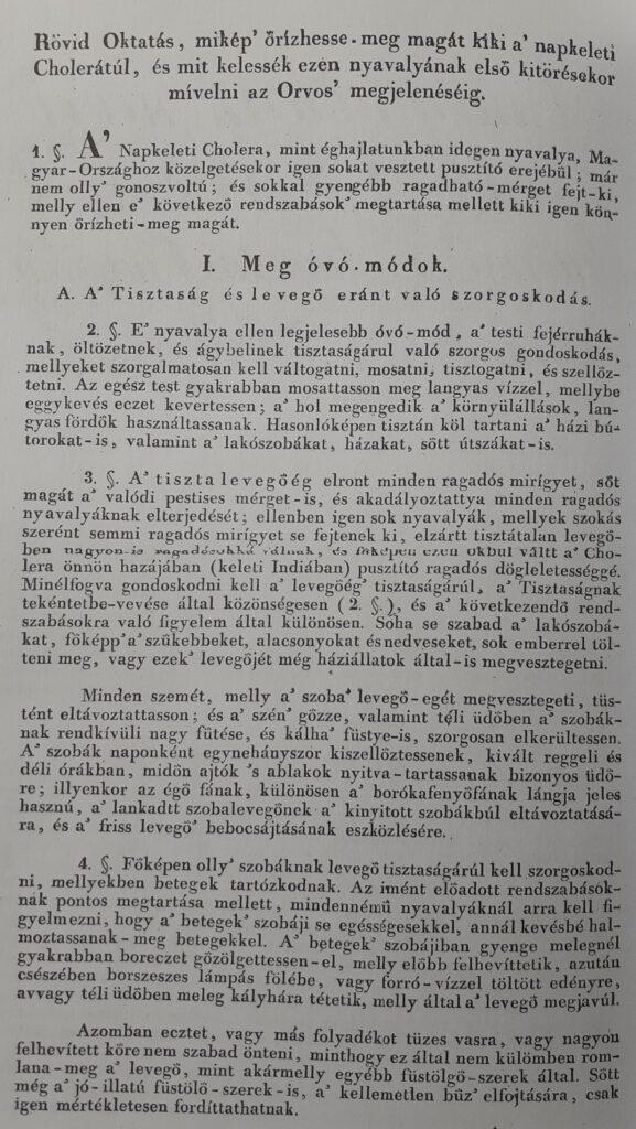 Debrecen kolera 2