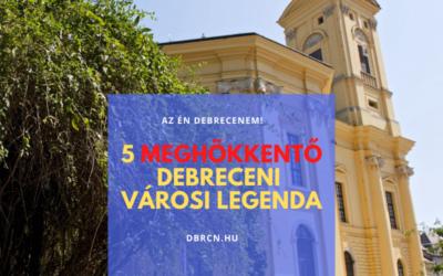 Halottlátók és az NI titkos szintje: A legismertebb debreceni városi legendák