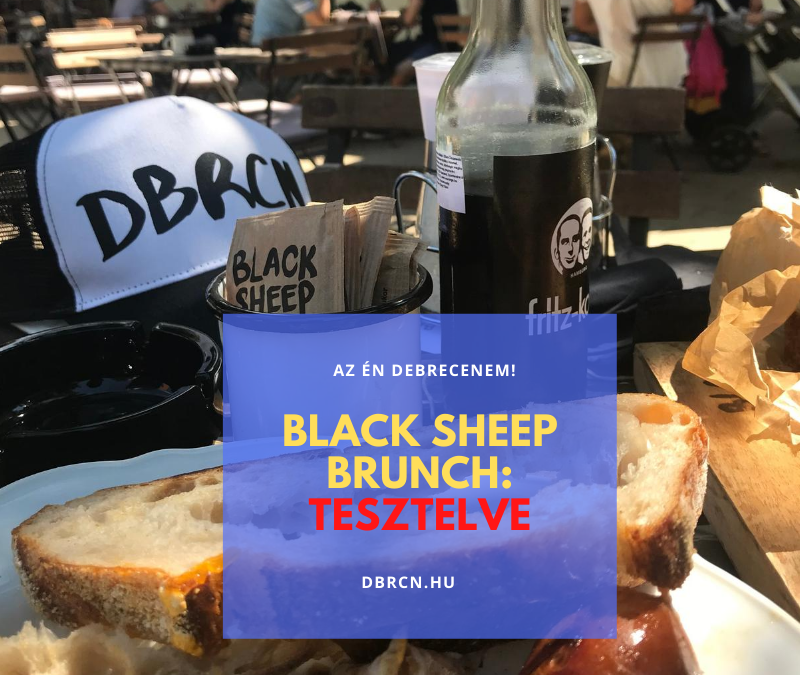 A debreceni reggelizők szerethető fekete báránya