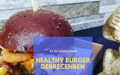 Debrecenben is tömheted már a majmot egészséges hamburgerrel