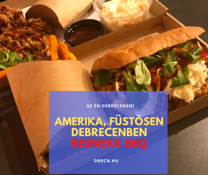 Rednekk BBQ&BAR: A hely, ahol Trump biztos enne Debrecenben