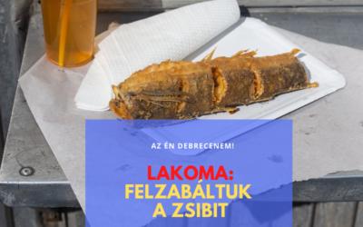 Lakoma: Felfaltuk a Zsibit